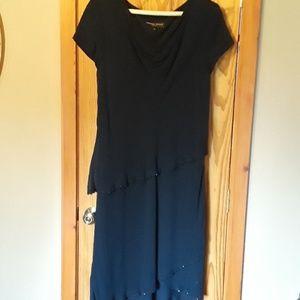Donna Ricco evening dress
